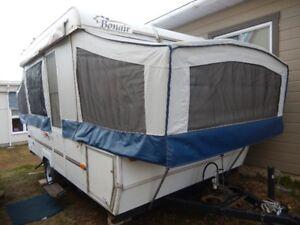 Tente roulotte Bonair 2002