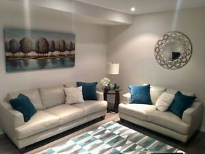 Natuzzi  Sofa Set - Sofa and Love Seat