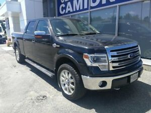 Ford F-150 SUPERCREW KING RANCH 2014