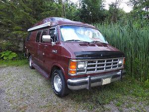 1990 Roadtrek Popular Dodge Camper van for sale