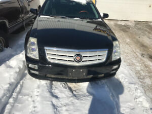 2006 Cadillac STS 4 AWD loaded immaculate leather int