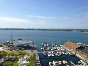 1 BDRM Waterfront Condo for Rent by Union St/Transit
