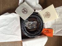 Hermes belt black