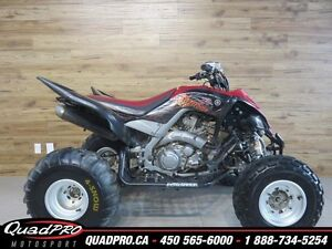 2013 Yamaha Raptor 700R SE 30$/SEMAINE