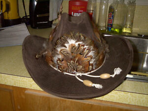 2 Smithbuilt cowboy(or girl) hats