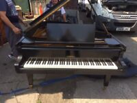 Chappell Piano 6ft BLACK Grand