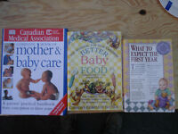 Baby and Mother Care Books
