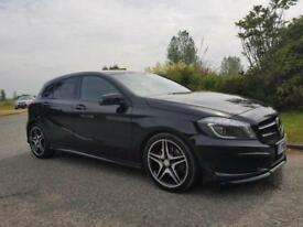 Mercedes-Benz A220 2.1CDI ( 170bhp ) 7G-DCT AMG Sport
