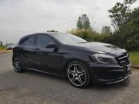 Mercedes-Benz A220 2.1CDI ( 170bhp ) 7G-DCT AMG Sport *NIGHT EDITION PACK*