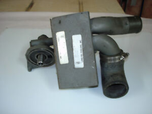 1993 FORD 460 EFI WATER COOLED OIL COOLER.
