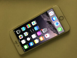 Gold iPhone 6 Plus 16gb in excellent condition