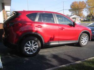 2016 Mazda CX-5  rouge VUS