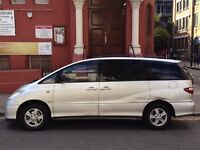 2002 Toyota Previa 2.0 D4D CDX - low miles for age