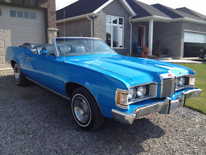 1973 Cougar XR7 For Sale... numbers matching.