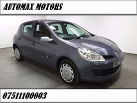 Renault Clio 1.2 16v Expression 5dr, p/x welcome FREE WARRANTY , 1 OWNER