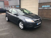 2010 59 FORD FOCUS STYLE 1.6TDCi DIESEL,63000 MILES WITH FULL SERVICE HISTORY