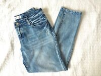 "BF Style Jeans - Size 12 - 28"" Leg Length. (New Look)"