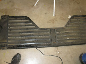 GMC 5th wheel Tailgate and 15 ton trailer hitch