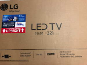 Selling 32' inch LED LG TV (Prime Condition)