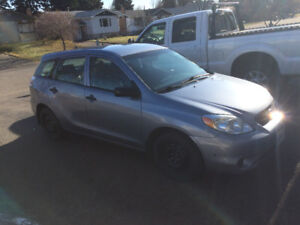 For Sale 2008 Toyota Matrix