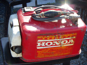 gas can for honda boat motor