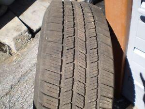 4 Pneus/Tires Michelin  LT245/75R16 LTX M/S  2