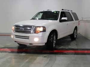 2012 Ford Expedition Limited   - DVD Player - Cooled Seats -  He