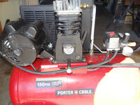 Porter Cable 150 PSI Compressor
