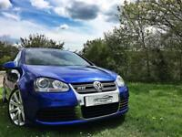 Volkswagen Golf 3.2 V6 4Motion 3dr DSG 2007 R32 Blue 3 Door