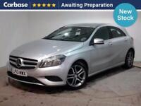 2013 MERCEDES BENZ A CLASS A180 CDI BlueEFFICIENCY Sport 5dr