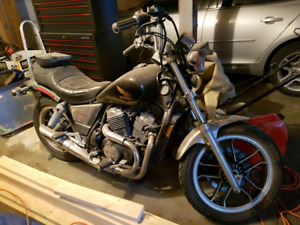 83 honda shadow 500