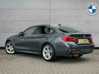 2018 BMW 4 SERIES GRAN COUPE 420d M Sport Gran Coupe Hatchback Diesel Automatic
