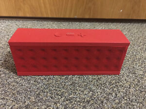 Jambox Mini Jawbone (red) bluetooth speaker