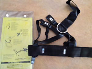 Xl dog harness/seatbelt/trainer