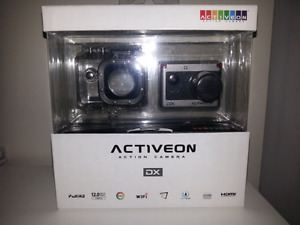 Brand New in Open Box, Activeon Action Camera DX