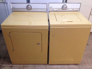 Heavy Duty Maytag Washer/dryer set(Gold color)