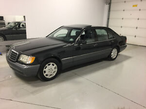 1995 Mercedes-Benz S-Class S420 Sedan