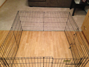 Steel Kennel for puppy or small dog