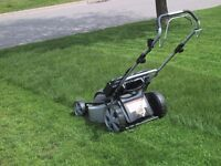 Lawn mowing - grass cut and trim