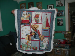 Home made babys quilts St. John's Newfoundland image 2