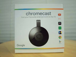 Google Chromecast v2.0 Brand New In Box