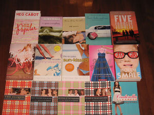 Lot of Teen Girl Books for Sale West Island Greater Montréal image 2