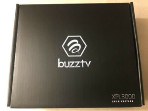 BUZZ TV XPL3000-WE HAVE ALL VERSIONS OF BUZZ TV IN STOCK