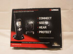 Lorex Baby Video and Sound Baby Monitor