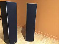 Haut parleur Polk Audio M20 noir excellente condtion