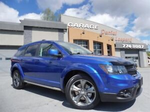 Dodge Journey CROSSROAD, AWD, DVD, CUIR, TOIT 2015