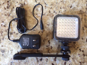 Camera Video Lights-Reading Light-ROOTS MusicMuff-BatteryCharger London Ontario image 3