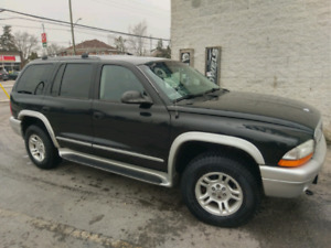 2003 Dodge Durango slt plus 4x4