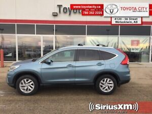 2016 Honda CR-V EX-L  - Leather Seats -  SiriusXM - $164.86 B/W