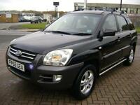 Kia Sportage 2.0CRDi VGT XE 4WD ROOF BARS AND TOW BAR